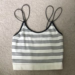 Forever 21 thin strap intimate tank